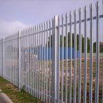 Palisade Steel Fencing