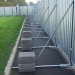 Temporary Steel Fencing